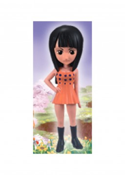 main photo of One Piece World Collectable Figure ~Strong World~ ver.5: Nico Robin
