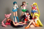 photo of Sailor Moon World: Black Lady
