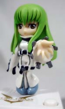 main photo of Chibi Voice I-doll: C.C.