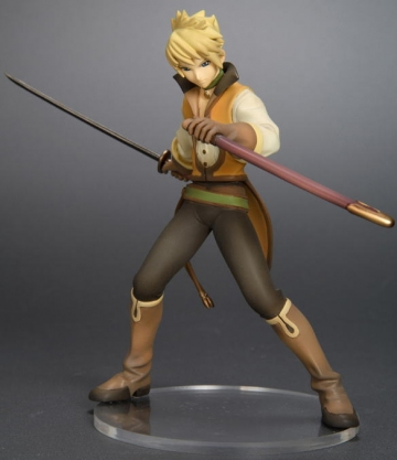 main photo of Tales of the Abyss One Coin Grande Figure Collection: Guy Cecil