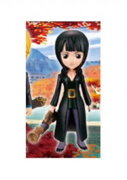 main photo of One Piece World Collectable Figure ~Strong World~ ver.4: Nico Robin