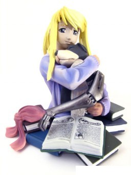 main photo of Full Metal Alchemist Character DX Diorama: Winry Rockbell