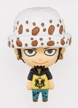 main photo of Trafalgar Law Chara Fortune - Marine Ford Ver.
