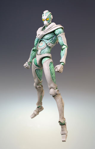 main photo of Super Action Statue 5 Hierophant Green