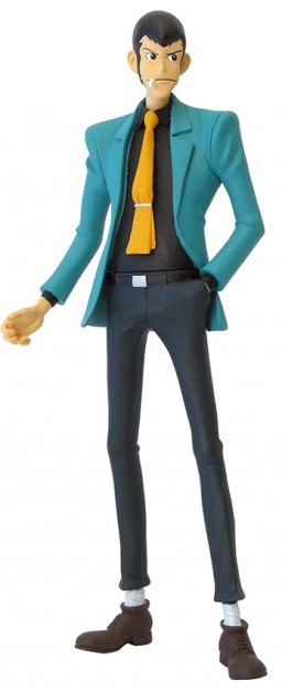 main photo of Lupin the 3rd DX Stylish Figure 1st TV Ver. 5