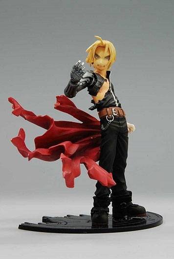 main photo of Fullmetal Alchemist: Trading Arts vol.1: Edward Elric