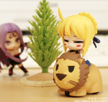 main photo of Nendoroid Petite Fate/Stay Night: Saber Secret ver.