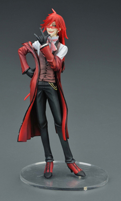 main photo of Square Enix Kuroshitsuji: Grell Sutcliff
