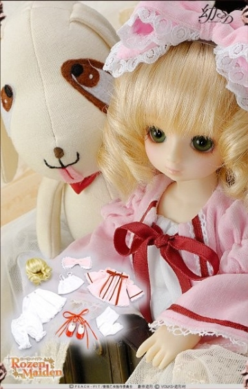 main photo of Dollfie Hina Ichigo