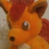 KFC Pokemon Promo Plush Vulpix