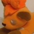 Large Tomy Pokemon Vulpix Plush