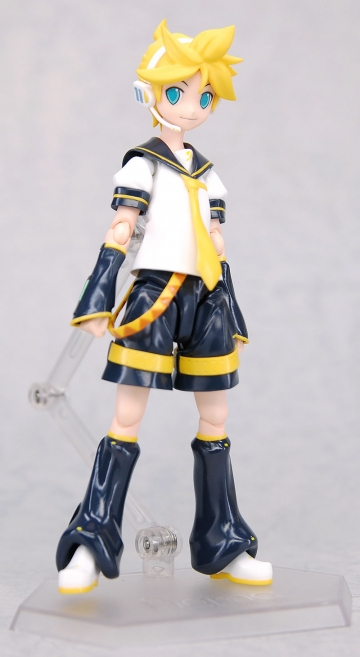 main photo of figma Len Kagamine