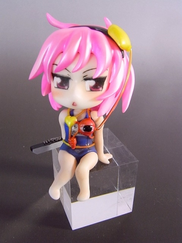 main photo of Touhou Custom Nendoroid Petit: Komeiji Satori SkuMizu Ver.