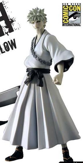 main photo of Bleach Action Figure Series Ichigo White Hollow Ver.