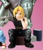 photo of Bandai Fullmetal Alchemist Gashapons 1: Edward Elric B