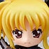 Nendoroid Petite: Mahou Shoujo Lyrical Nanoha The MOVIE 1st: Fate Testarossa (Barrier Jacket ver.)