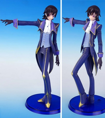 main photo of Code Geass R2 EX-Portraits: Lelouch Lamperouge Blue Ver.