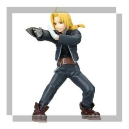 main photo of Bandai Hagane no Renkinjutsushi Brotherhood HGIF Series: Edward Elric 2