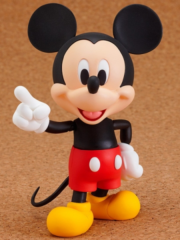 main photo of Nendoroid Mickey Mouse