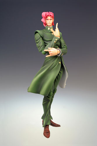 main photo of Super Action Statue 6 Noriaki Kakyoin