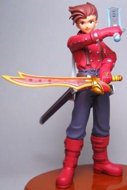 main photo of One Coin Figure Tales of Symphonia: Lloyd Irving Special Weapon Version