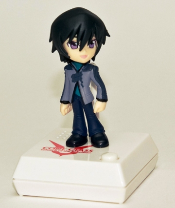 main photo of Code Geass R2 Chibi Voice I-doll: Lelouch Lamperouge