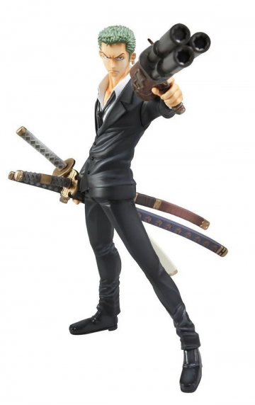 main photo of Portrait Of Pirates Strong Edition Roronoa Zoro ver.2