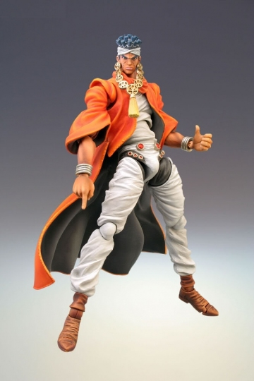 main photo of Super Action Statue 8 Muhammad Avdol