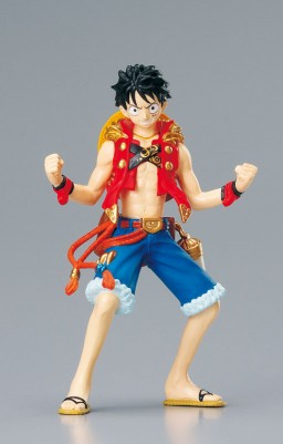 main photo of Bandai One Piece Unlimited Cruise - Part 1: Monkey D. Luffy