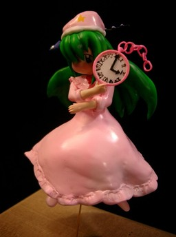 main photo of Kazami Yuuka Lotus Land Story ver.