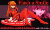 photo of EX Shikinami Asuka Langley Flash a Smile Ver