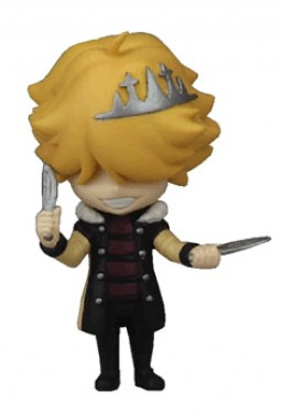 main photo of Deformed Mini Katekyou Hitman REBORN!: Belphegor