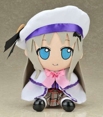 main photo of Little Busters! Ecstasy Plushie Series 01: Kudryavka Noumi (Winter Clothes ver.)