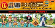 photo of One Piece World Collectable Figure ~Strong World~ ver.1: Monkey D. Luffy.