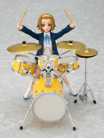 main photo of figma Ritsu Tainaka School Uniform Ver