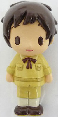 main photo of Hetalia Color Colle Trading Mascot B: Spain