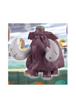 main photo of One Piece World Collectable Figure ~Strong World~ ver.4: Mammoth Dense