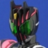 S.H.Figuarts Kamen Rider Decade Violent Emotion Ver.