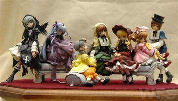 main photo of WSC #42 Rozen Maiden Coach Set Ver.