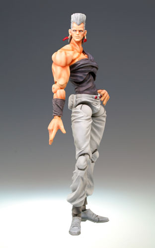 main photo of Super Action Statue 4 J.P. Polnareff