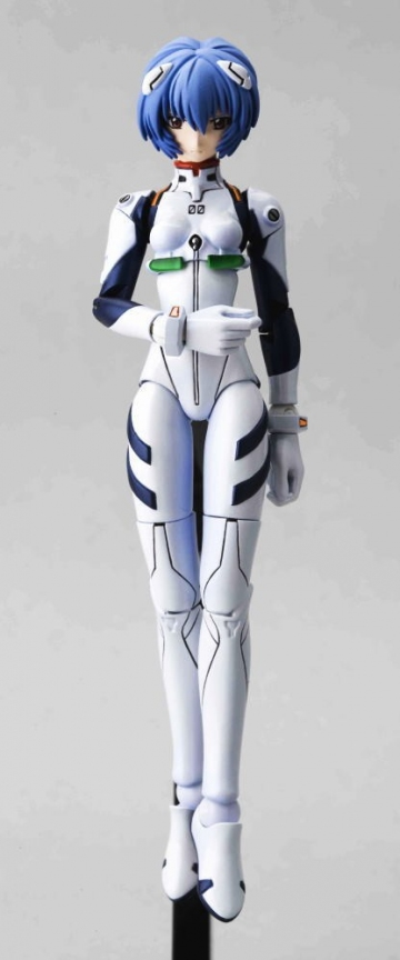 main photo of Fraulein Revoltech 001 Ayanami Rei