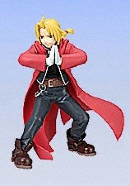 main photo of Bandai Hagane no Renkinjutsushi Brotherhood HGIF Series: Edward Elric