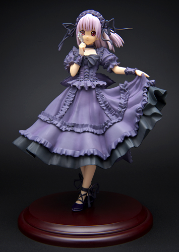 main photo of Petit Jeuness Figure Vol. 1 Noir ver.