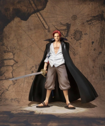 main photo of Figuarts Zero Red-haired Shanks