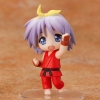 photo of Nendoroid Petite Lucky Star x Street Fighter Set: Hiiragi Tsukasa