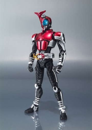 main photo of S.H.F. Kamen Rider Kabuto
