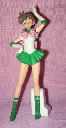 main photo of HGIF Sailor Moon World: Sailor Jupiter