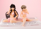 photo of Chizuru and Nozomu  Lingerie Party Ver.