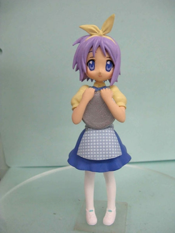 main photo of Figure Meister Lucky Star Support Domine Collection Set: Tsukasa Hiiragi A