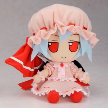 main photo of Touhou Project Plush Series 04: Remilia Scarlet